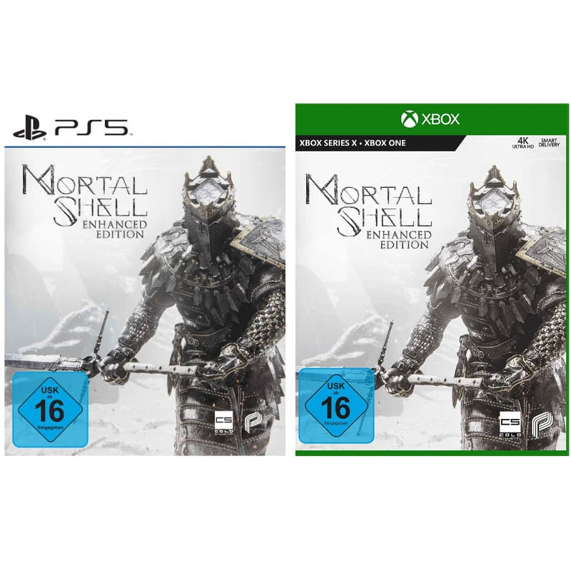 """Mortal Shell"" ab April 2021 in der Enhanced Edition für die Playstation 5 und Xbox Series X"