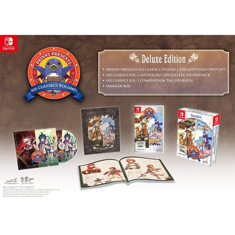 """""""Prinny Presents NIS Classics Volume 1"""" ab August 2021 in einer Deluxe Edition für die Nintendo Switch"""