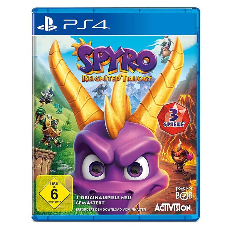 Spyro Reignited Trilogy (Playstation 4) für 19,99€