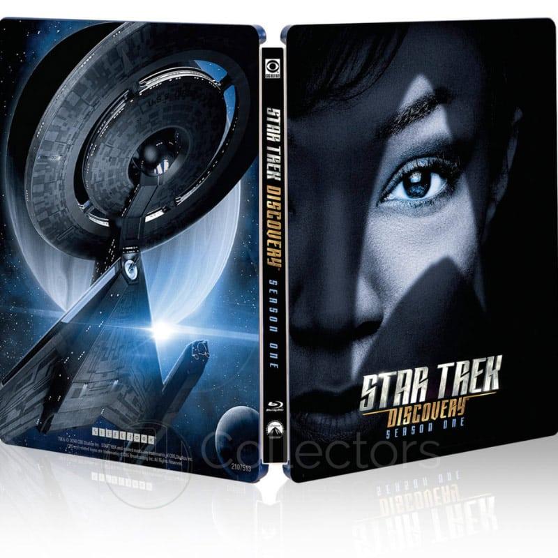 Star Trek: Discovery – Staffel 1 im Blu-ray Steelbook für 17,77€