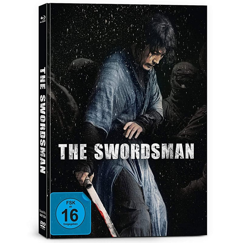 """The Swordsman"" ab Mai 2021 im Blu-ray Mediabook"