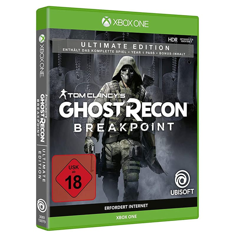 Tom Clancy's Ghost Recon Breakpoint – Ultimate Edition (Xbox One) für 15,32€