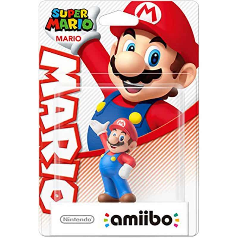 amiibo Mario Figur (Super Mario) für 12,99€