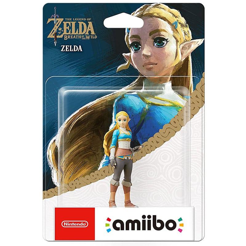 Zelda amiibo Figur (The Legend of Zelda – Breath of the Wild) für 19,99€
