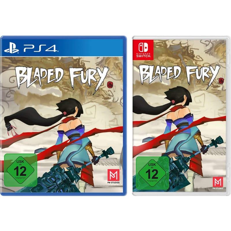 """""""Bladed Fury"""" ab März 2021 für die Nintendo Switch und Playstation 4"""