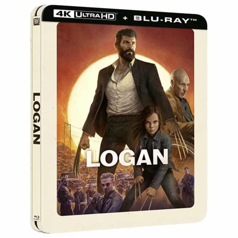 """""""Logan: The Wolverine"""" ab Juni 2021 im 4K Steelbook (Frankreich)"""