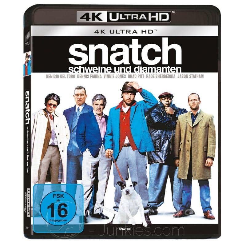"""""""Snatch"""" ab Juni 2021 auf 4K UHD"""