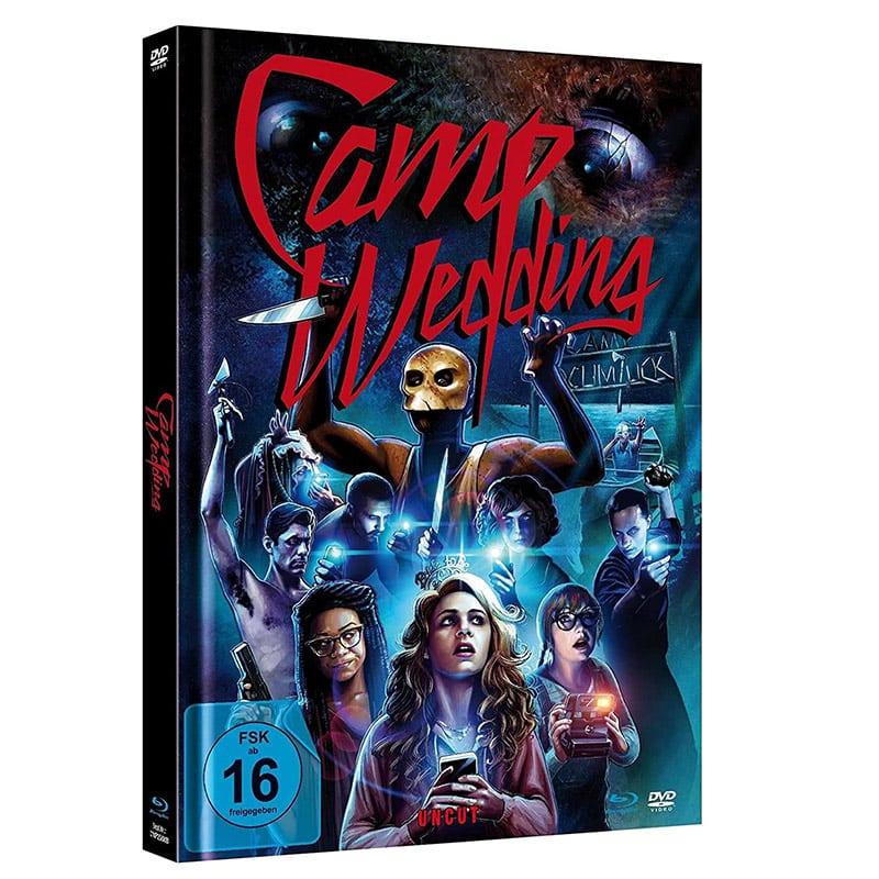 """""""Camp Wedding"""" erscheint im Blu-ray Mediabook und Keep Case   ab Mai 2021"""