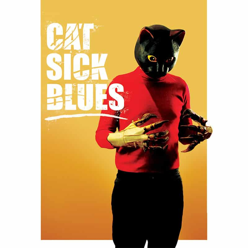 """Cat Sick Blues"" erscheint im Blu-ray Mediabook 