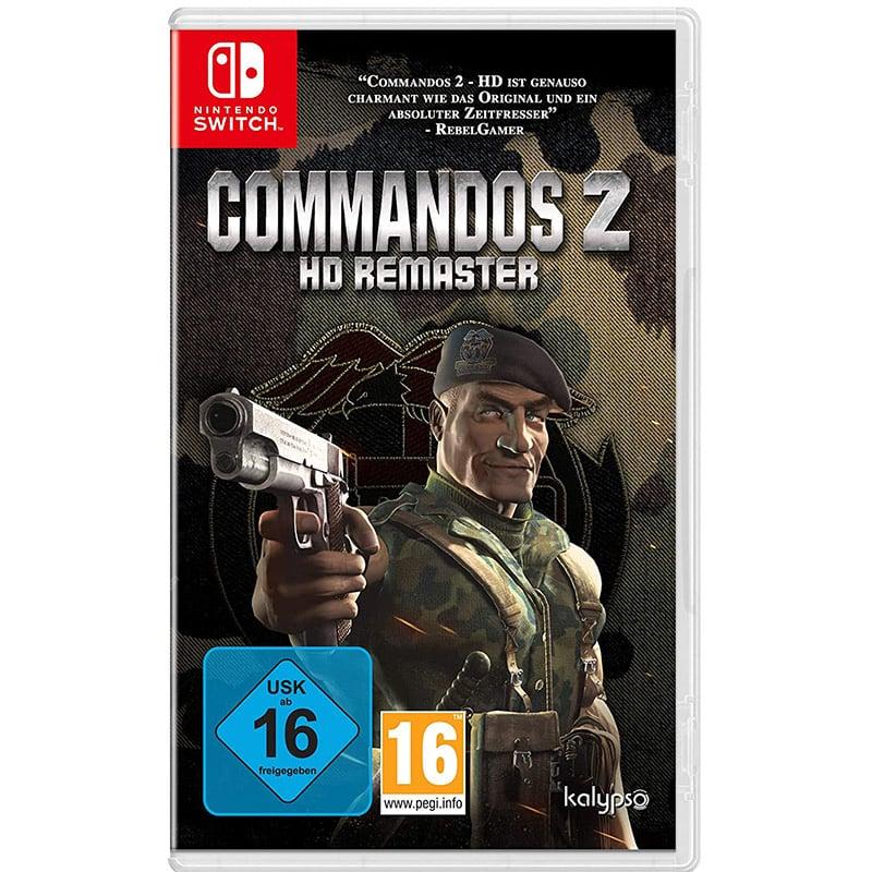 Commandos 2 – HD Remaster (Nintendo Switch) für 19,99€