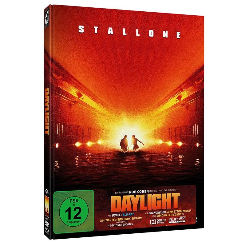 """Daylight"" im Blu-ray Mediabook mit neuem HD-Remaster & Dolby Atmos / Auro-3D Sound   ab April 2021"
