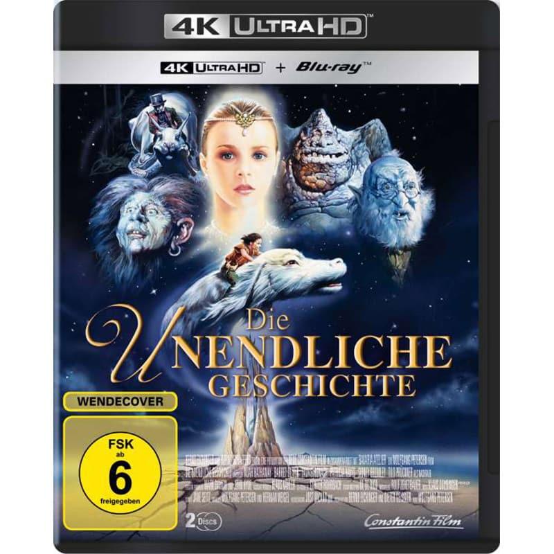 """""""Die unendliche Geschichte"""" erscheint auf 4K UHD   ab Juli 2021"""