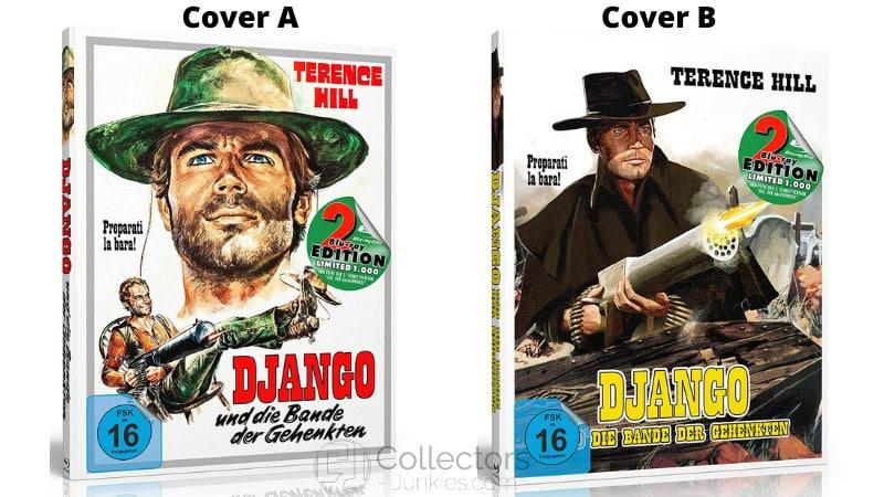 """""""Django und die Bande der Gehenkten"""" ab Juni in 2 Blu-ray Mediabooks"""