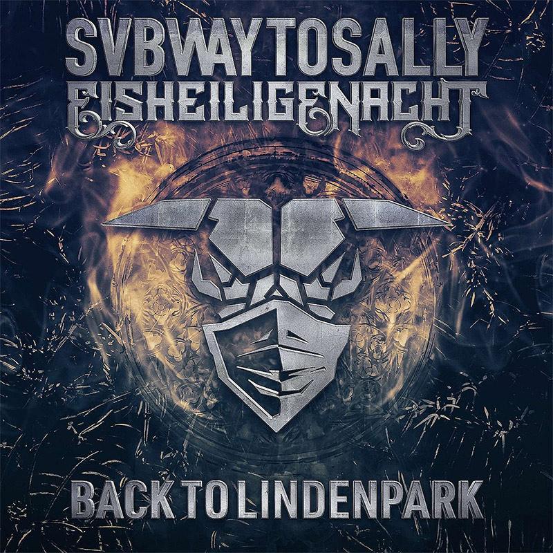 Subway To Sally – Eisheilige Nacht: Back To Lindenpark   Mediabook inkl. Audio CD, Blu-ray und DVD und im Vinyl Set