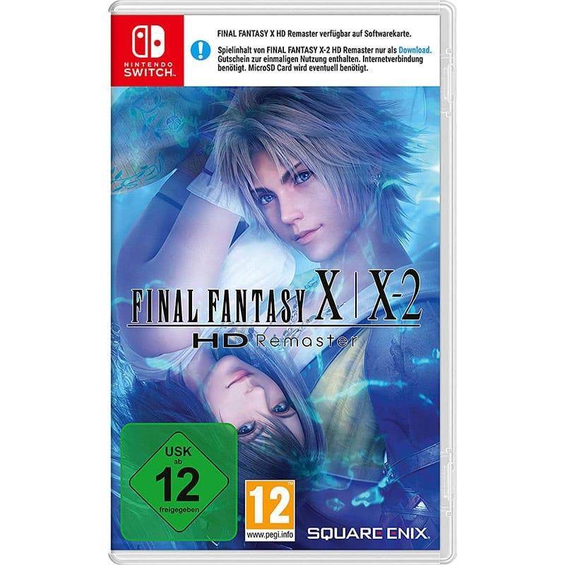 Final Fantasy X/X-2 (Nintendo Switch) für 24,11€