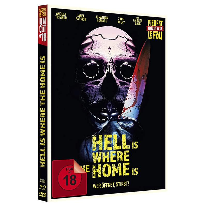Hell Is Where The Home Is – Mediabook Edition (Blu-ray + DVD) für 12,99€
