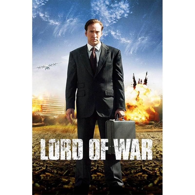 """""""Lord of War – Händler des Todes"""" erscheint im 4K Mediabook   ab 2021"""