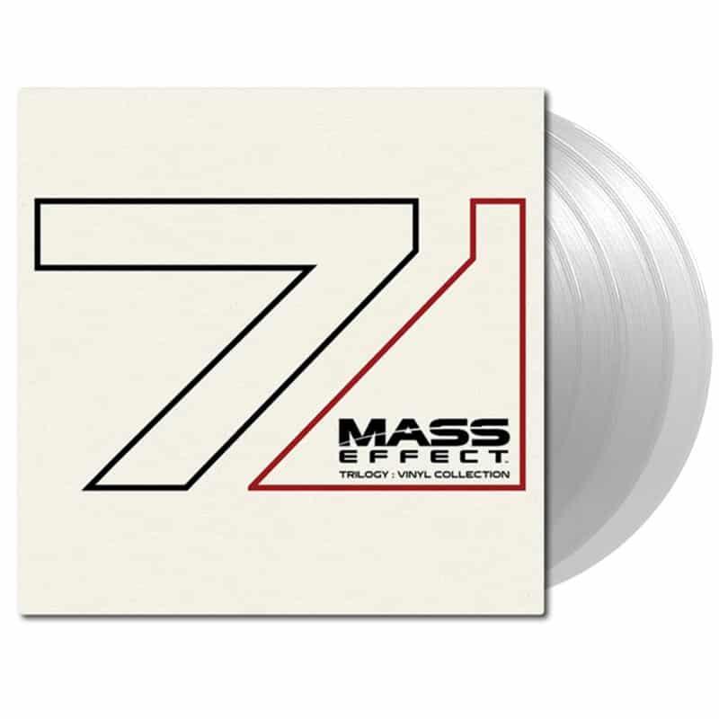 """Mass Effect Trilogy: Vinyl Collection"" im Crystal Clear LP Set | Ab Oktober 2021"