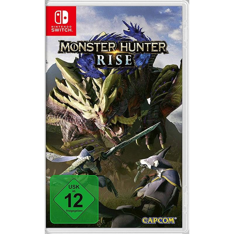 Monster Hunter Rise (Nintendo Switch) für 45,99€