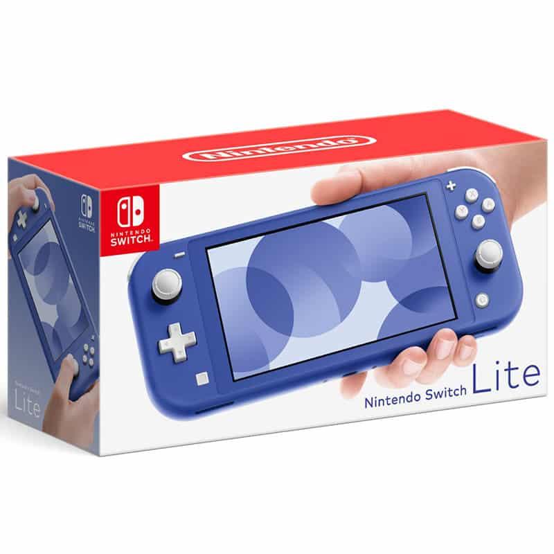 Nintendo Switch Lite Blau | ab Mai 2021
