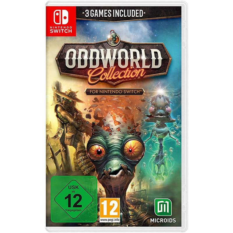 """""""Oddworld: Collection"""" ab Mai 2021 für die Nintendo Switch"""