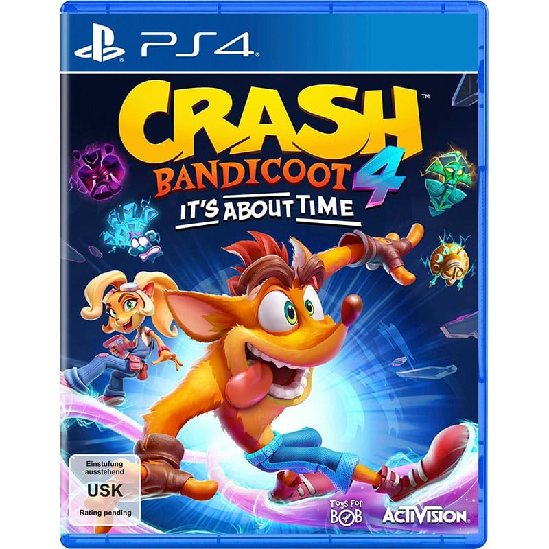 Crash Bandicoot 4 – It's About Time (Playstation 4) für 29,97€