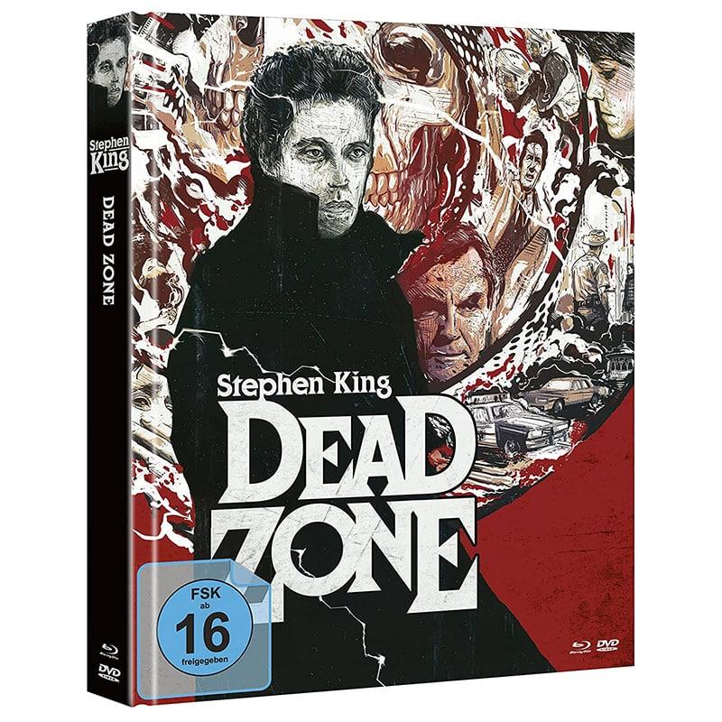 """""""Stephen Kings The Dead Zone"""" im Blu-ray Mediabook für 19,97€"""