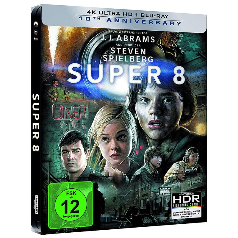 """""""Super 8"""" ab Mai 2021 im 4K Steelbook"""
