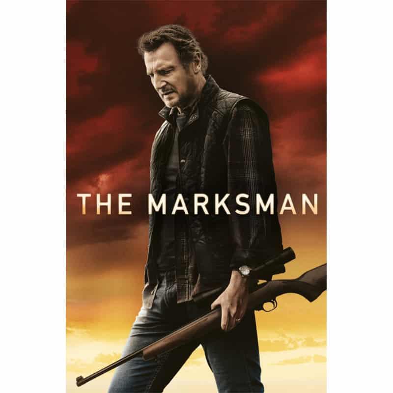 """""""The Marksman – Der Scharfschütze"""" erscheint auf Blu-ray und DVD   ab August 2021"""