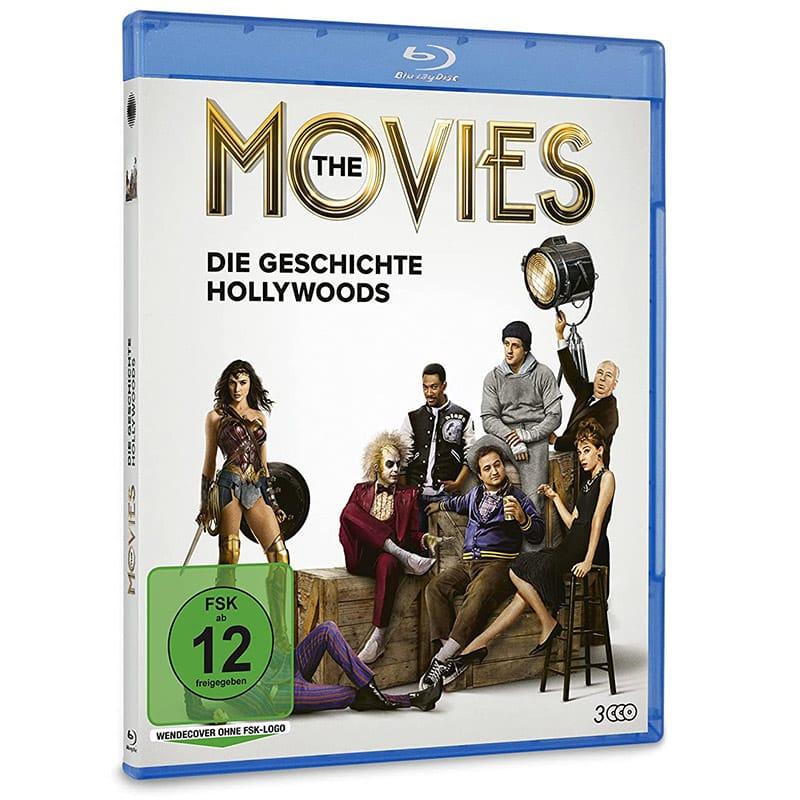 """""""The Movies – Die Geschichte Hollywoods"""" erscheint auf Blu-ray und DVD   ab Juni 2021"""
