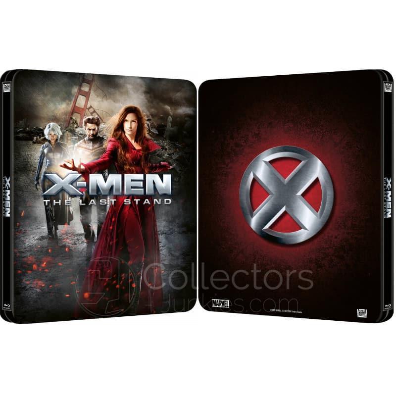 """""""X-Men – Der letzte Widerstand"""" erscheint im 4K- und Blu-ray Lenticular Steelbook   ab Juli 2021 (England)"""