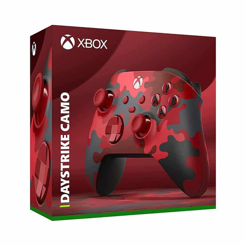 "Xbox Wireless Controller ""Daystrike Camo"" für 53,99€"
