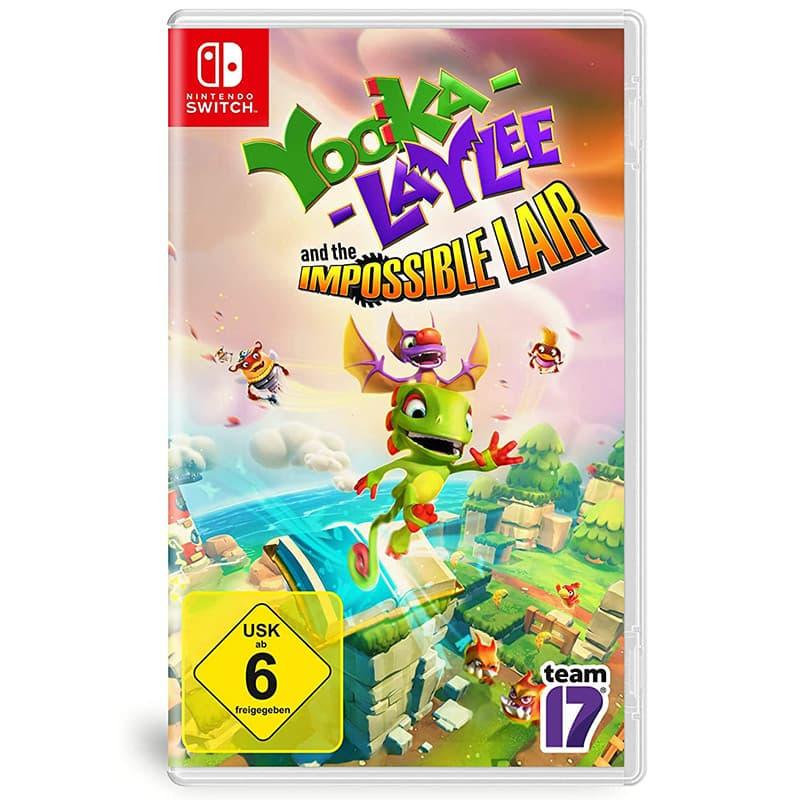 Yooka -Laylee and the Impossible Lair [Nintendo Switch] für 19,99€