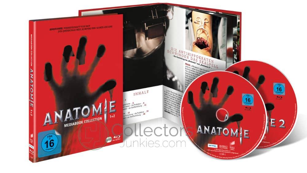 """Anatomie & Anatomie 2"" ab August im Blu-ray Mediabook – Update3"