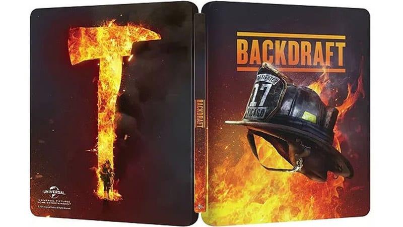 """Backdraft"" ab Juni 2021 im 4K Steelbook"