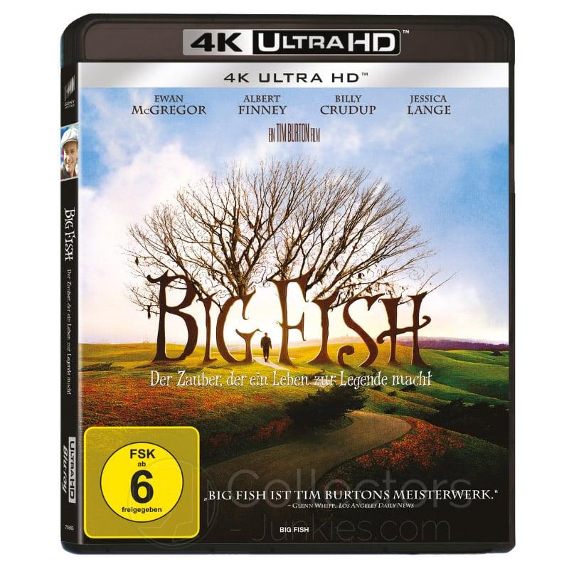 """""""Big Fish"""" ab Mai 2021 auf 4K UHD"""