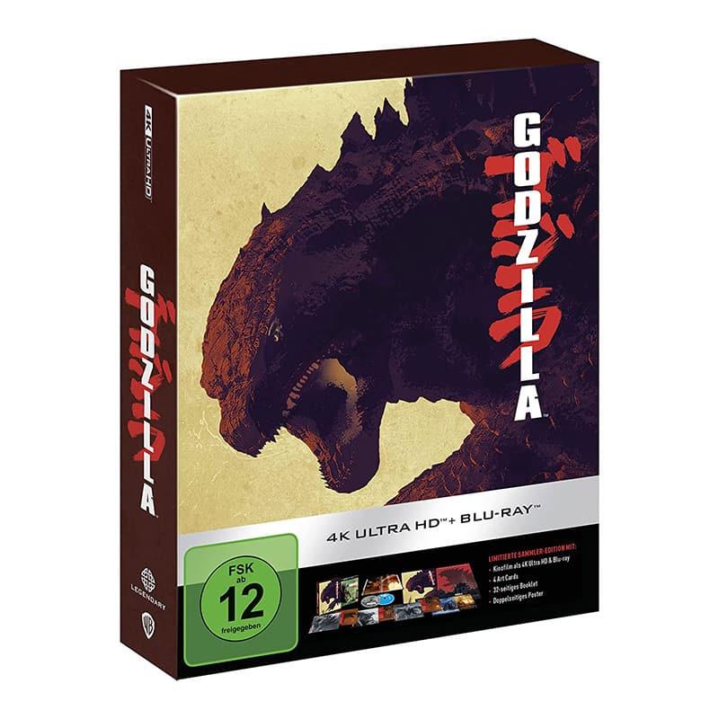 """Godzilla (2014)"" ab Mai 2021 in einer 4K Sammler Edition"