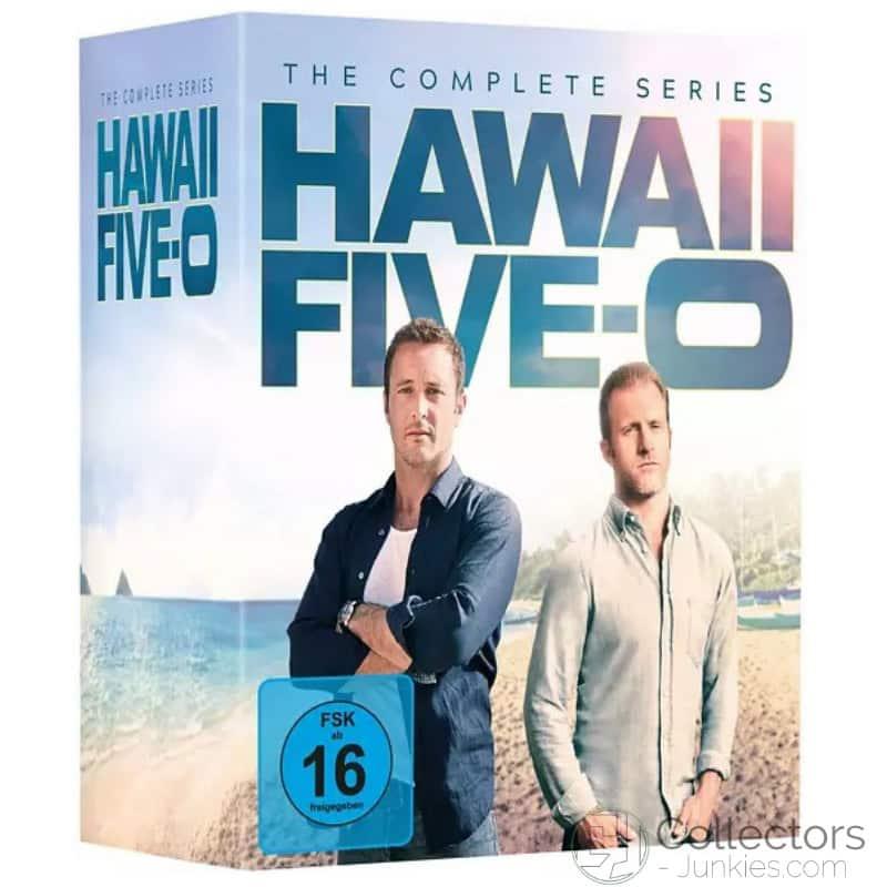 """""""Hawaii Five-0"""" die komplette Serie auf Blu-ray und DVD   ab Juli 2021"""