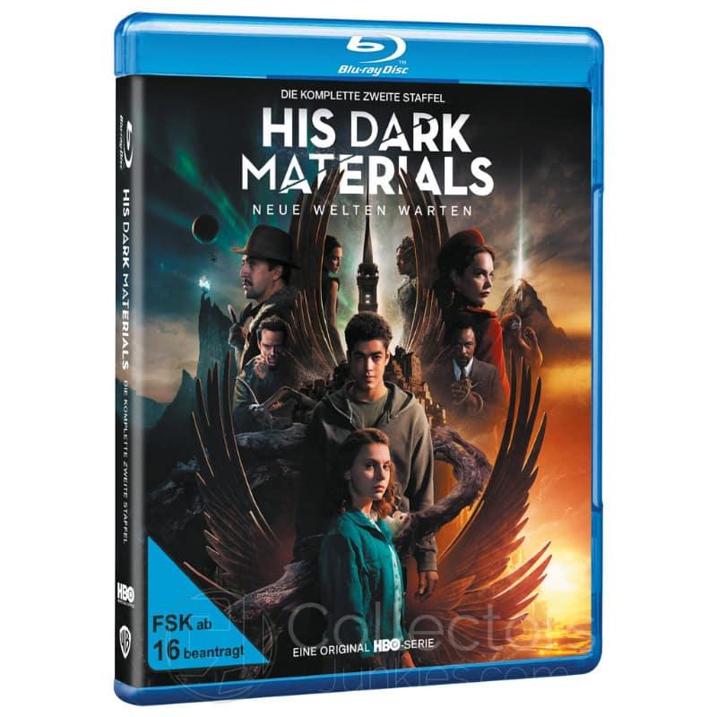 """""""His Dark Materials"""" zweite Staffel ab Juli 2021 auf Blu-ray und DVD"""