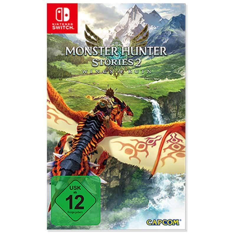 """Monster Hunter Stories 2: Wings of Ruin"" ab Juli 2021 für die Nintendo Switch"
