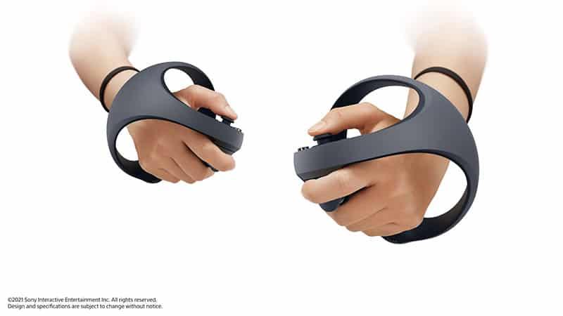 VR-Controller für die Playstation 5 vorgestellt