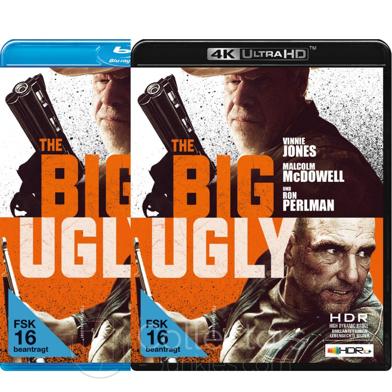 """The Big Ugly"" auf 4K UHD, Blu-ray und DVD 