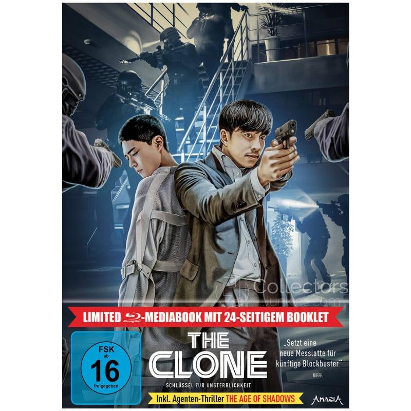 """The Clone"" im Blu-ray Mediabook für 22,99€"