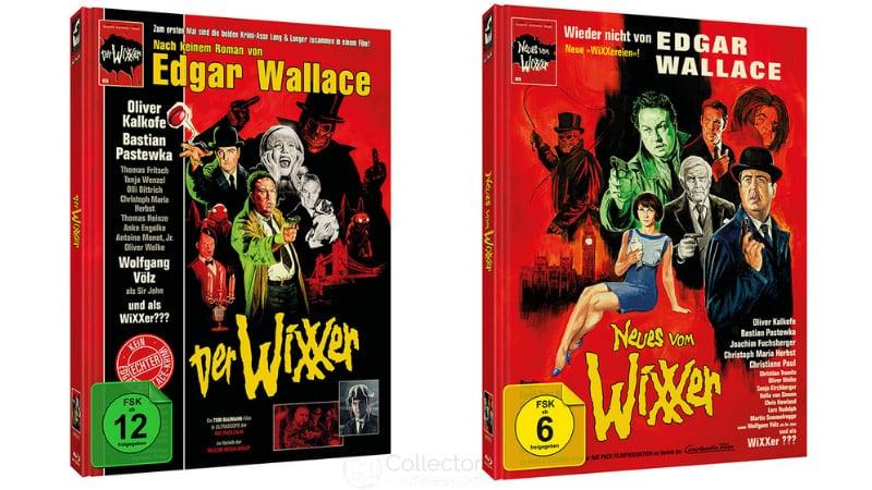 """""""Der WiXXer & Neues vom WiXXer"""" ab Mai jeweils im Blu-ray Mediabook"""