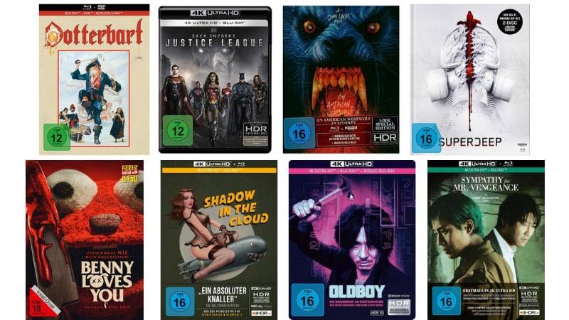 13% Rabatt auf Filme, Spielwaren, Hörbücher und Hörbuch-Downloads bei Buecher – unter anderem mit: Shadow in the Cloud 4K Mediabook für 26,96€