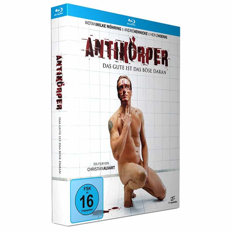 """""""Antikörper – Das Gute ist das Böse daran"""" ab Juli 2021 erstmals auf Blu-ray"""