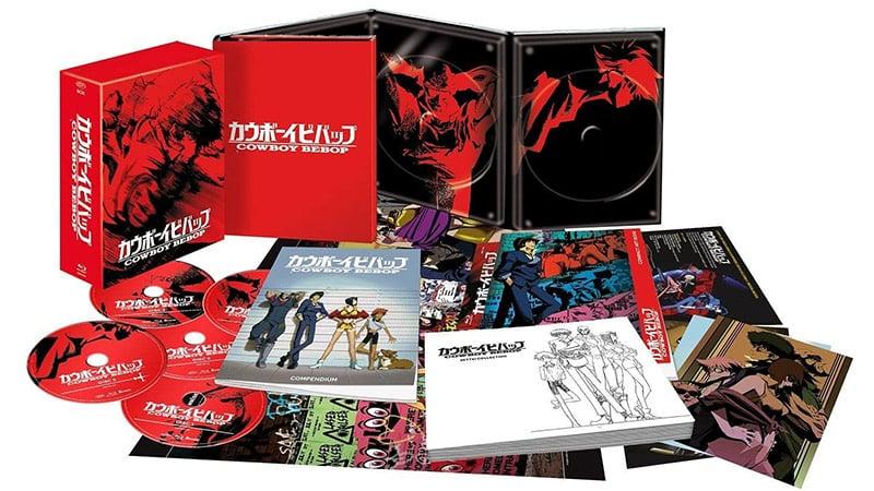 """Cowboy Bebop"" Gesamtausgabe als Blu-ray Collectors Edition (Neuauflage) | ab August 2021"