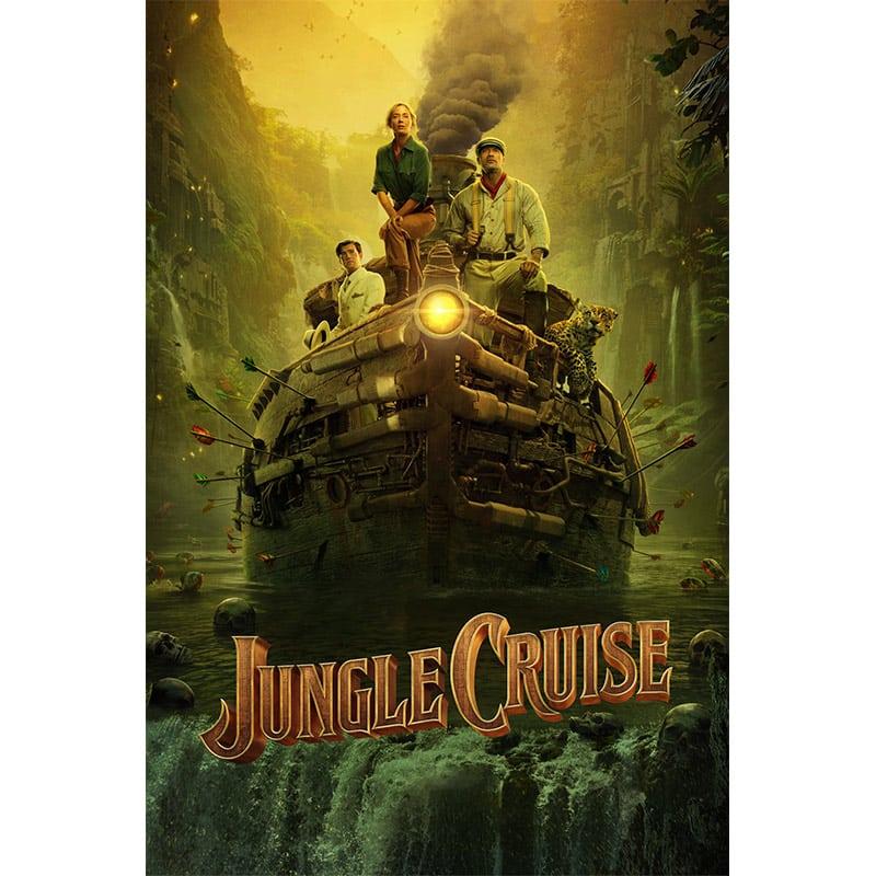 Jungle Cruise startet Ende Juli bei Disney+