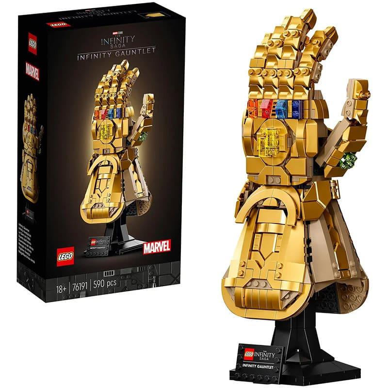 LEGO Marvel Infinity Gauntlet (76191) Set