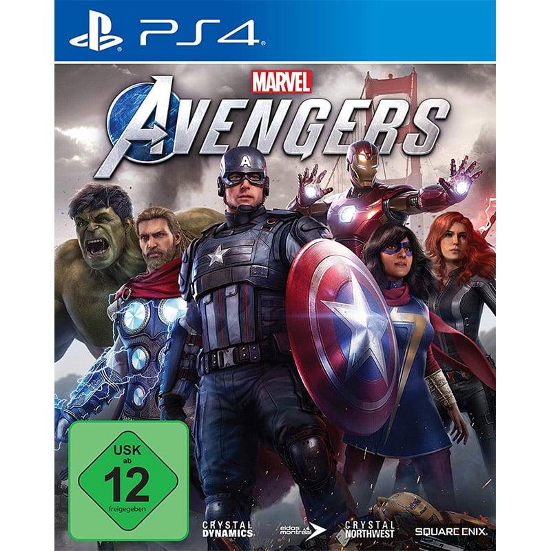 Marvel's Avengers für die Playstation 4 für 23,99€